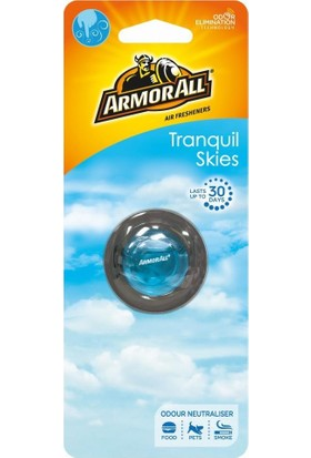 """Armor All Havalandırma Askılı Oto Parfüm """"sakin Gökyüzü"""