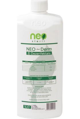 Neo Steril Derm El Dezenfektanı 1LT