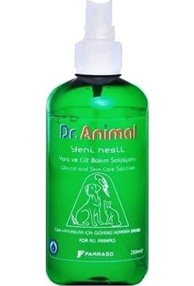 Dr. Animal Health Yara ve Cilt Bakım Solüsyonu 250 ml