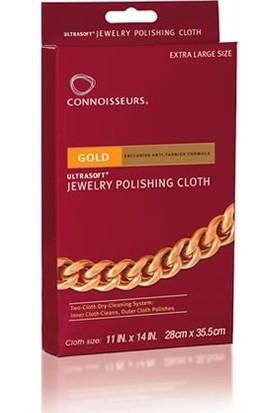 Connoisseurs Altın Temizleme Bezi