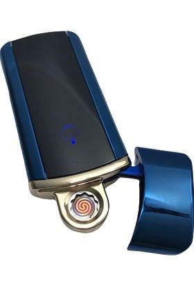 Dokunmatik USB Atatürk Imzalı Şarjlı Çakmak