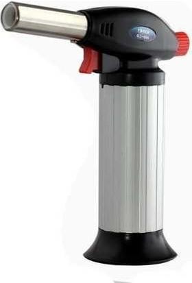 Evim Shopping Profesyonel Turbo Torch Pürmüz Tabanca Çakmak Dev Boy