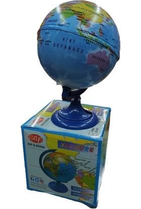 Elif İş Eğitimi Dünya Haritası Küre