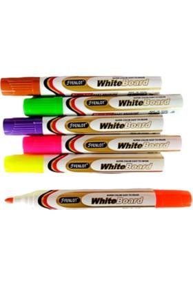 Homix Renkli Tahta Kalemi 6'lı