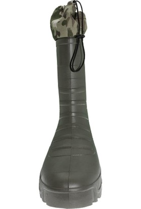 Gezer 361 Çoraplı Kauçuk Su Geçirmez Çizme