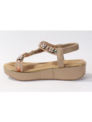 Guja 20Y237-15 Günlük Kadın Sandalet