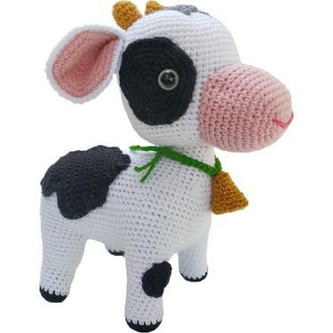 Amigurumi organik oyuncak unicorn at ponny - elorgucu.com | 375x375