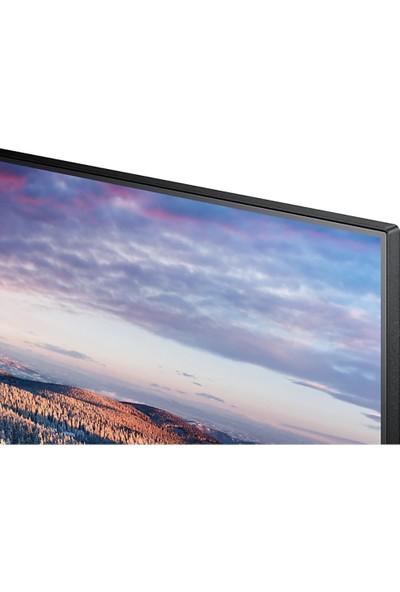"""Samsung LS27R350FHMXUF 27"""" 75Hz (HDMI-D-Sub) FHD FreeSync Çerçevesiz IPS Oyuncu Monitör"""
