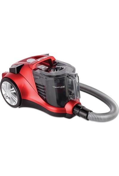 Fakir Ranger Electronic Toz Torbasız Elektrik Süpürgesi Rouge
