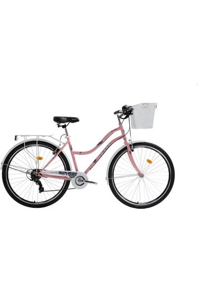 Bisan Cts 5300 Şehir Bisikleti 2020 Üretim 26 Jant Pembe