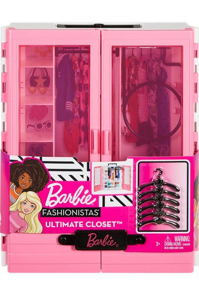 Barbie'nin Pembe Gardırobu GBK11
