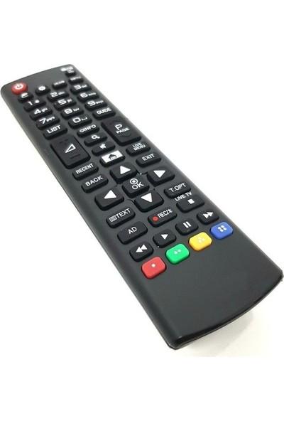 Electroon Lg Lcd-Led Tv Uyumlu Kumanda Rm-L1162I