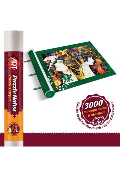 Art Puzzle Puzzle Halısı 3000'lik (Rulo)
