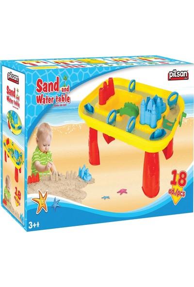 Pilsan Kum ve Su Oyunu