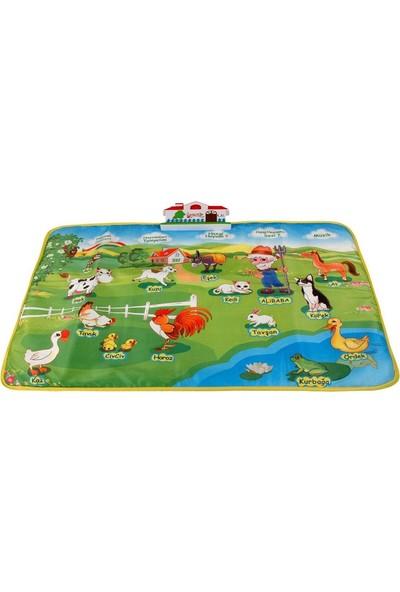 Birlik Oyuncak Eğitici Çiftlik Halısı Küçük Boy
