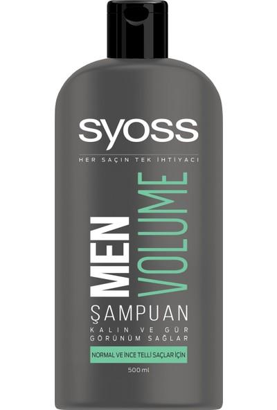 Syoss Men Volume Şampuan 500 ml