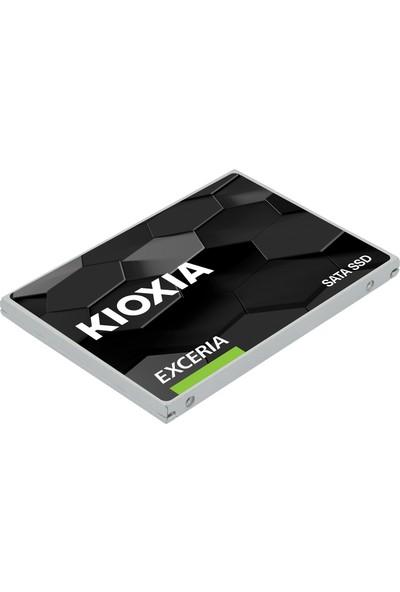 "Kioxia Exceria 480GB 555MB-540MB/s Sata3 2.5"" 3D NAND SSD (LTC10Z480GG8)"