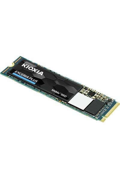 Kioxia Exceria Plus NVMe 500GB 3400MB-2500MB/s M2 PCIe Nvme 3D NAND SSD (LRD10Z500GG8)