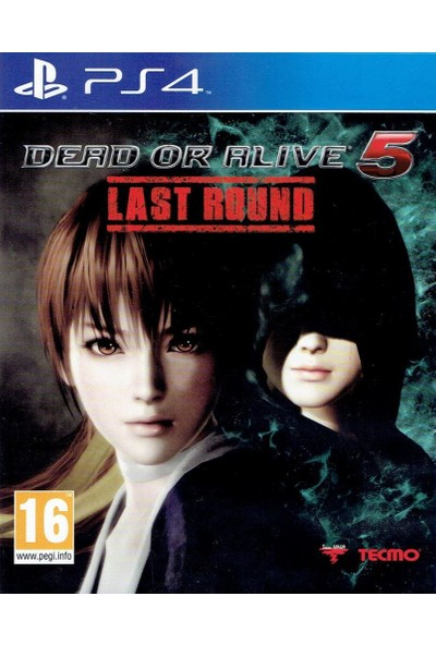Dead Or Alive 5 Last Round PS4 Oyun