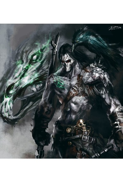 Darksiders II Deathinitive Edition PS4 Oyun