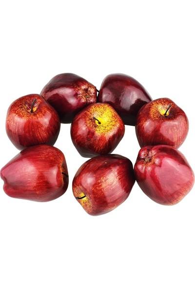 Nettenevime Yapay Meyve Sebze Kırmızı Elma