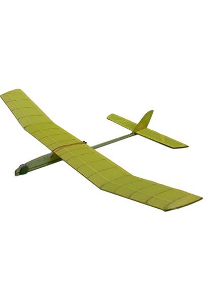 Hobi Modelci Planör Model Uçak Komrat