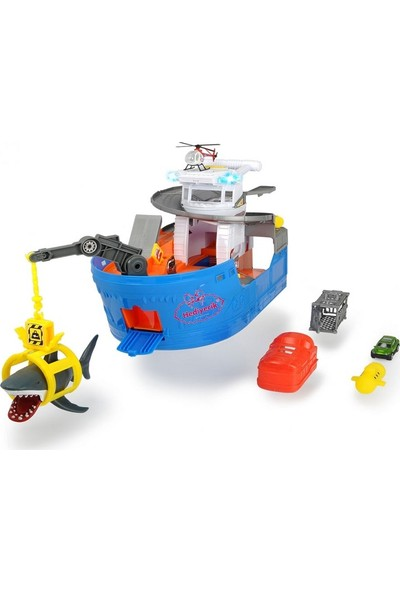 Dickie Toys Shark Attack Oyuncak Gemi