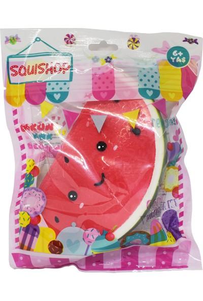 Squi Shop Karpuz Renk Değiştiren Squishy