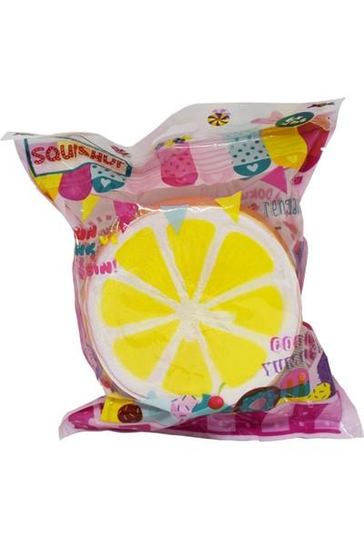 Squi Shop Limon Renk Değiştiren Squishy