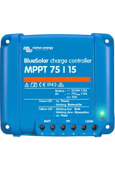 Victron Bluesolar 75-15 15A Mppt Solar Şarj Cihazı