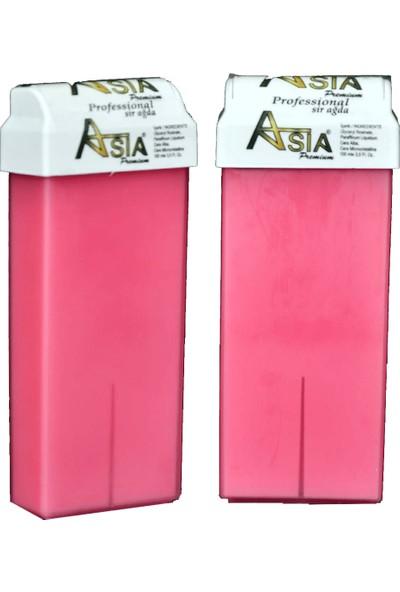 Asia Roll On Pink Kartuş Sir Ağda 100 ml 2 Adet