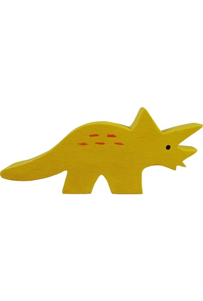 Arda Ahşap Ahşap Dinozor Seti