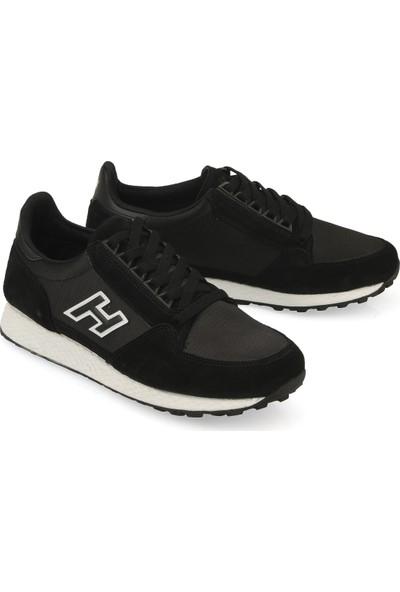 Hammer Jack Erkek Ayakkabı 101300 10220370M Siyah-Beyaz