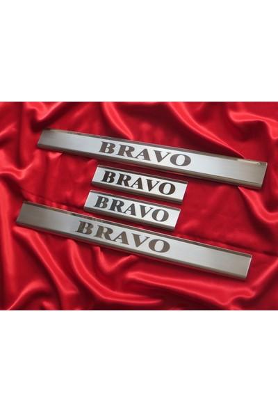 Başkent Oto Fiat Bravo Lazer Kumlama Kapı Eşiği 4 Parça 2008 Üzeri