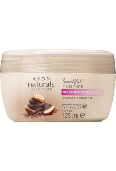 Avon Çikolata Brezilya Fındığı Özlü Bakım Maskesi 125 ml