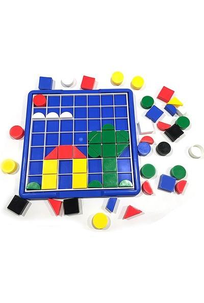 Hi-Q Toys Mozaik Yapı Blokları