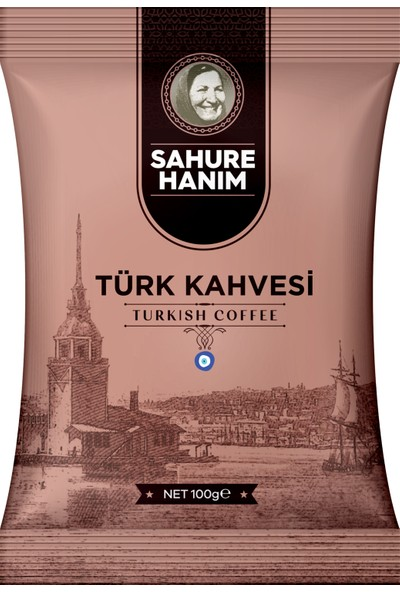Tada Sahure Hanım Türk Kahvesi