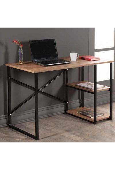 Bitirdin 120 Cm Bilgisayar Masası Çalışma Laptop Ofis Masası