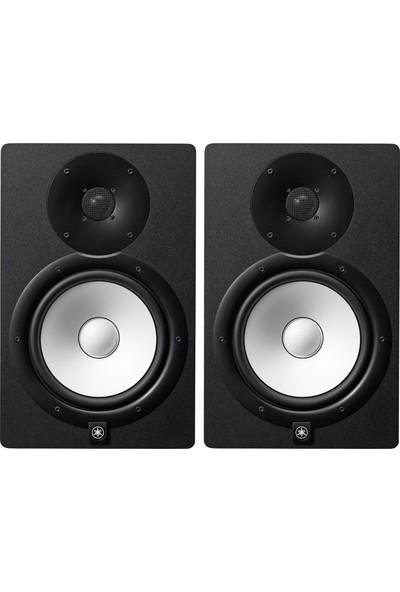 "Yamaha Hs8 8"" Aktif Stüdyo Referans Monitörü Siyah (Çift)"