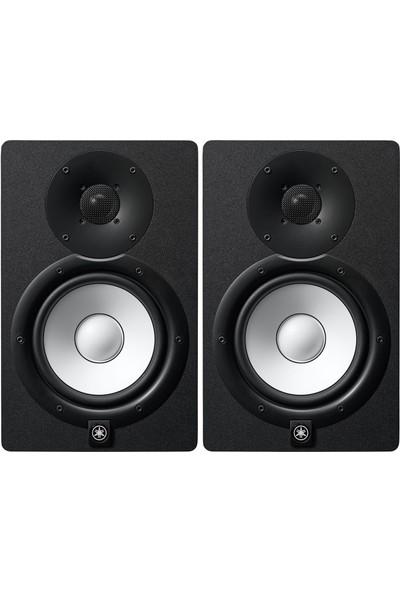 Yamaha Hs7 Aktif Stüdyo Referans Monitörü Siyah (Çift)