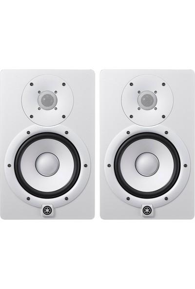 Yamaha Hs7 Aktif Stüdyo Referans Monitörü Beyaz (Çift)