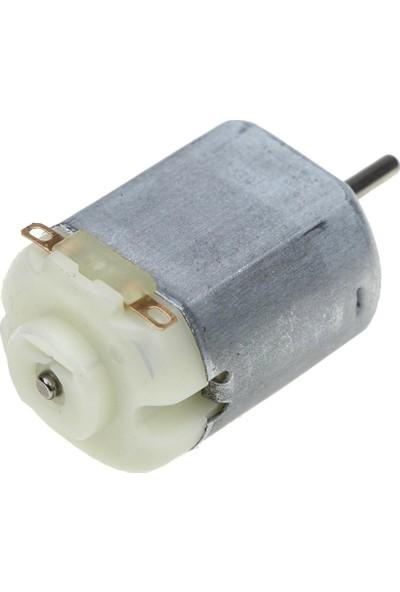 Oyunlarla Fen Dc Motor, Deney Motoru, 3V, 6V Motor Yüksek Devir Dinamo Motor 10'lu