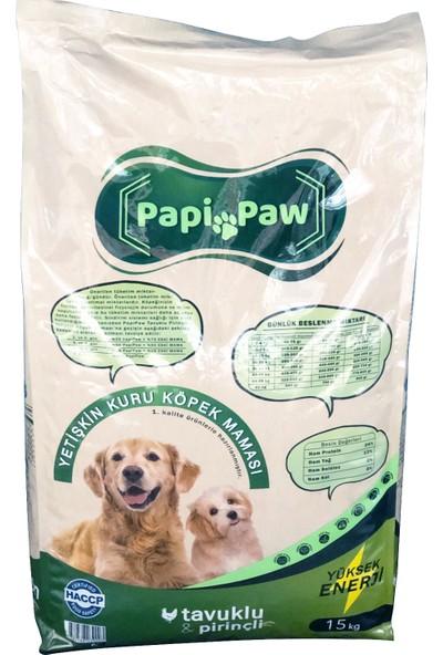 Papi Paw Yetişkin Kuru Köpek Maması 15 kg