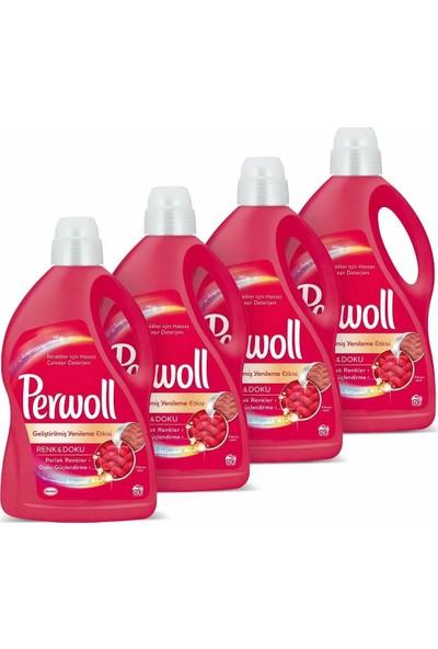 Perwoll 50WL. Renkli *4'lü