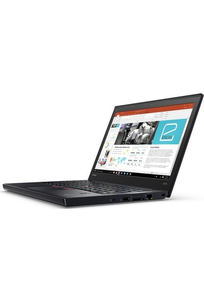 "Lenovo ThinkPad X270 Intel Core i7 16GB 256GB SSD Windows Home 10 Home 12.5"" Taşınabilir Bilgisayar 20HNS03T00"