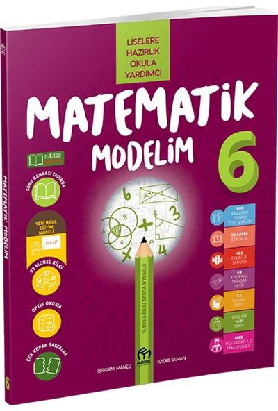 Model Yayınevi 6.sınıf Matematik Modelim
