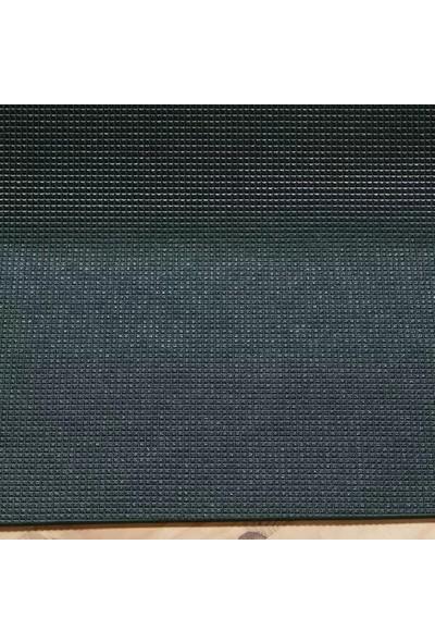 Meridyen Dükkan Yoga Matı 4 mm Kaymaz Elastik Bant Taşımalı