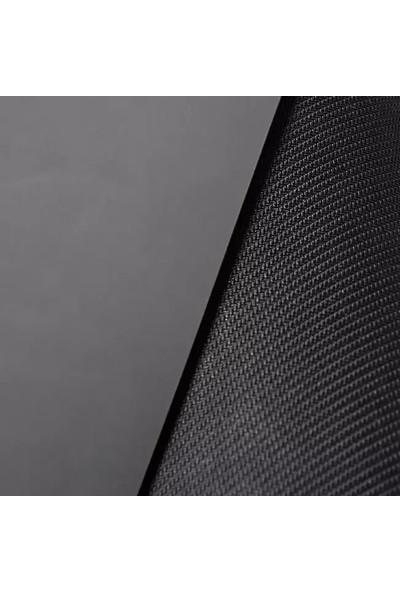 Meridyen Dükkan Yoga Matı Minderi 5 mm Kaymaz Taşıma Kayışlı - Gri