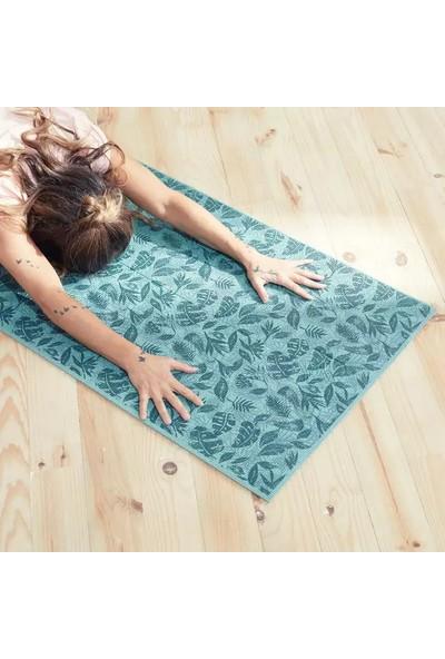 Meridyen Dükkan Yoga Matı - Pilates Minderi 8 mm + Taşıma Kayışı