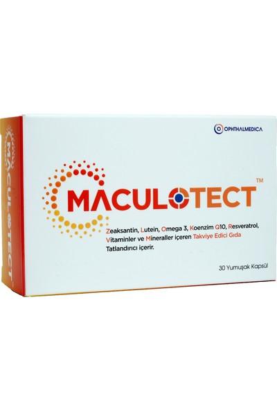 Ophthalmedica Maculotect Takviye Edici Gıda 30 Kapsül